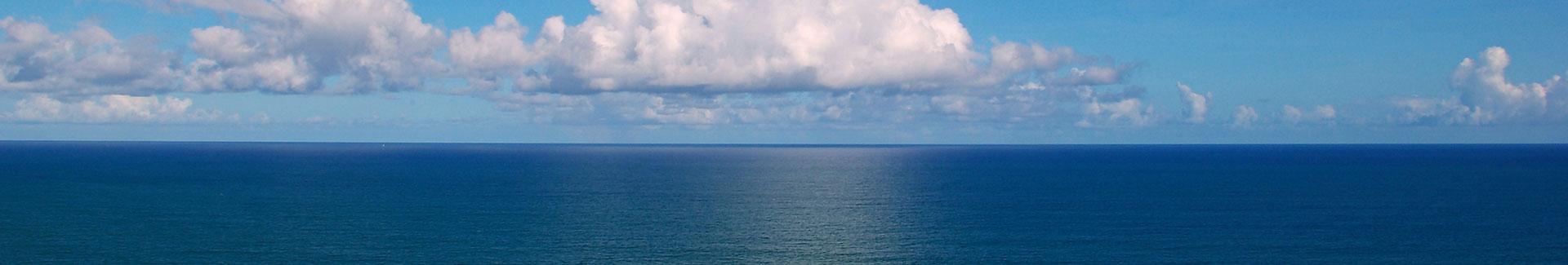 Inspirational Quote Ocean